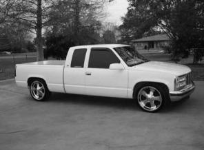 383 stroker chevy pickup truck for trade